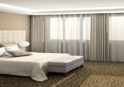 Шторы для уютной спальни